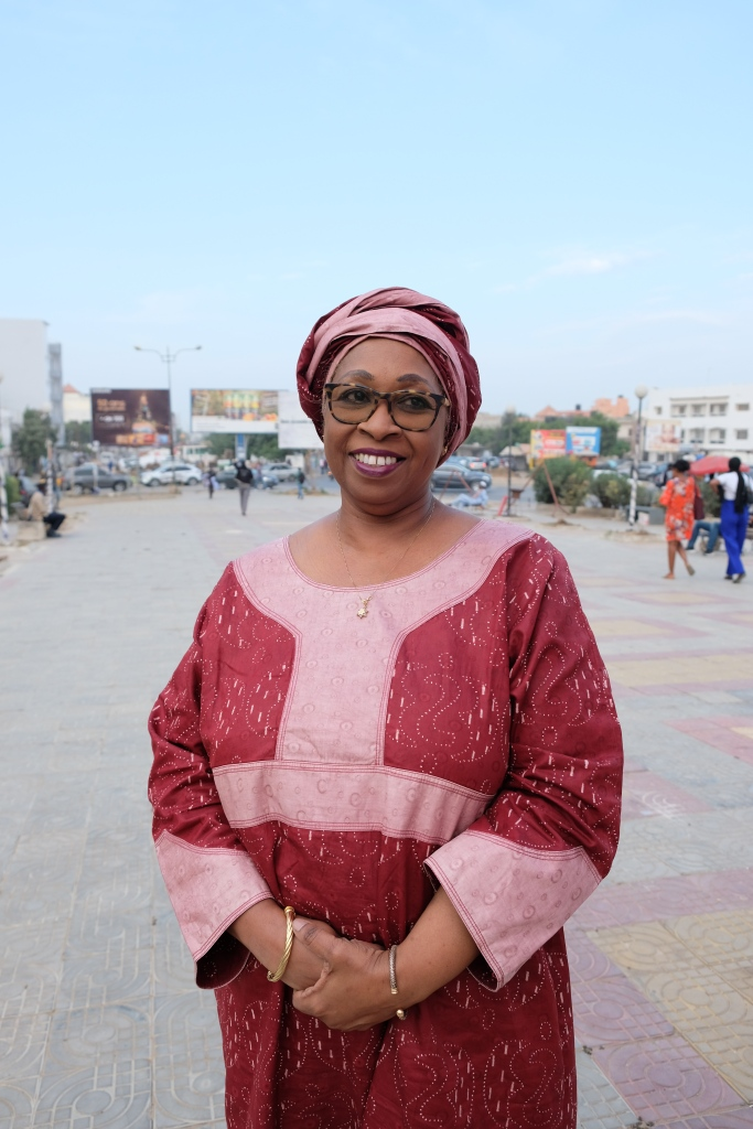Dr Fatma Guenoune, présidente de la Ligue Sénégalaise contre le Cancer Interview World of Women en Afrique